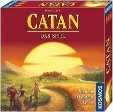 Siedler von Catan - Das Spiel Klaus Teuber Kosmos