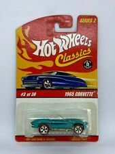 Hot Wheels Classics Series 2 #3 of 30 1965 Corvette