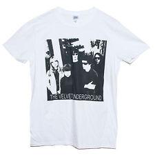 THE VELVET UNDERGROUND T SHIRT Art Rock Punk Festival Band Tee S M L XL XXL