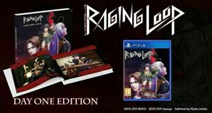 Raging Loop Day One Artbook Edition PS4 BRAND NEW SEALED