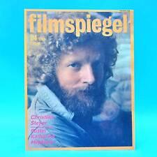 DDR Filmspiegel 24/1989 Charlie Sheen Katharine Hepburn Claude Brasseur Schorn C