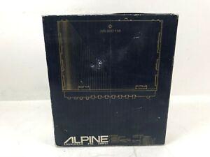 Classic Alpine 3311 / 7 Band Equalizer