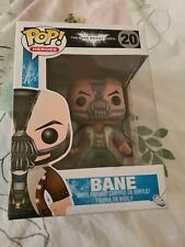 The Dark Knight Rises - Bane - Funko Pop! #20 - Vaulted HTF