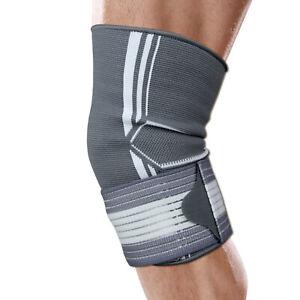 bonmedico Kniebandage, Kniegelenkbandage, Bandage Knie für Sport & Alltag