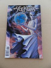 Seekers 7 . DC / Vertigo . 1996 . VF - minus