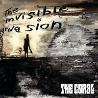 THE CORAL The Invisible Invasion (2005) 12-track CD album BRAND NEW