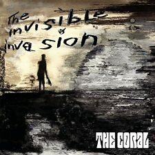 THE CORAL The Invisible Invasion (2005) 12-track CD album BRAND NEW
