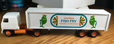 Winross Mack MH600 Howard Johnson's Mondays Fish Fry Tractor/Trailer 1/64