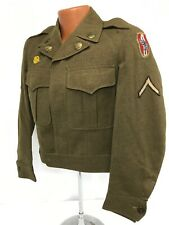 1946 Us Army Forces Austria Enlisted Ike Jacket
