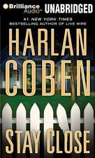 Stay Close 2013 by Coben, Harlan 1469274205 . EXLIBRARY