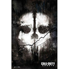 Call of Duty Ghosts - Skull POSTER 61x91cm NEW * Activision Warfare Gaming
