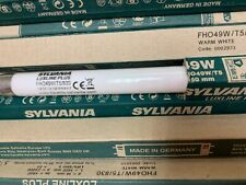Job Lot of 25 Sylvania  T5 49w 830 white White t5 1463mm Long tubes Bulbs Lot