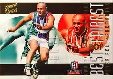 2004 SELECT AFL OVATION HERITAGE GUERNSEY, FREMANTLE PETER BELL BF5