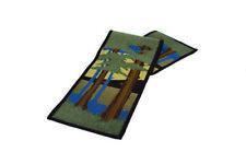 Arts & Crafts Table Runner Pine Landscape (Motawi) by Rennie & Rose