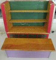 Patent Novelty Co. 1930's or 1940's Cardboard Toy General Store Display