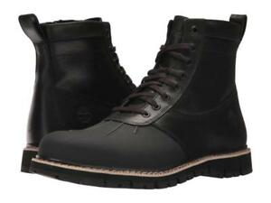$170 NIB NEW Men's Timberland Britton Hill Side-Zip Boots  Shoes TB0A1JIO001