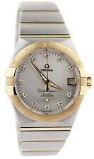 Mechanical (Automatic) Luxury Adult OMEGA Wristwatches