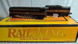MTH RK Norfolk & Western J Northern Steam Engine 30-1286-1  PS2  #603 w/box