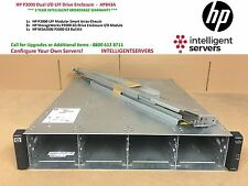 HP P2000 Dual I/O LFF Drive Enclosure  -  AP843A / AP844A / AP838B