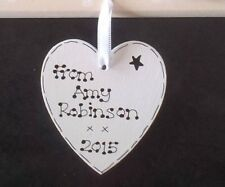 *** Additional heart for Plaque *** For purchase with Multi Heart Plaques Only