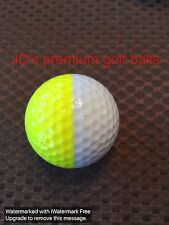 PING GOLF BALL/S-YELLOW/WHITE PING EYE 2 #3..KAPALUA GOLF RESORT LOGO..9.9/10