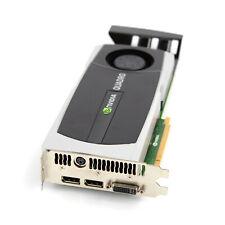 HP Nvidia Quadro 6000 6GB GDDR5 PCI-E 2.0x16 Video Graphic Card 612953-003