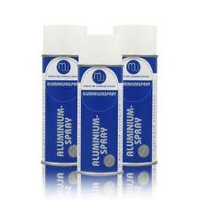 3 x 400 ml Aluminiumspray Aluspray hitzebeständiger Korrosionsschutz  600°