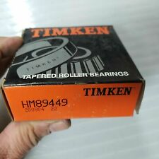 Differential Pinion Bearing-4WD Timken HM89449