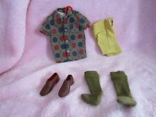 Barbie outfit:  Ken doll Sport Shorts #783  1961 original clothing