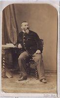Alphonse Karr Carte de visite Da Disdéri Parigi Vintage Albumina Ca 1860