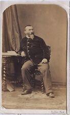 Alphonse karr Carte de visite par Disdéri Paris Vintage albumine ca 1860