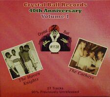 CRYSTAL BALL RECORDS 40TH ANNIVERSARY - Vol.# 1 - CBR #1147