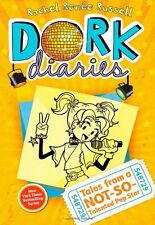 Tales from a Not-So-Talented Pop Star (Dork Diaries #3) by Rachel Rene Russell