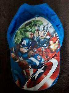 Marvel Avengers Childrens Adjustable Cap / Sun Hat.