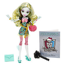 Monster High Lagoona Blue Picture Day coleccionista muñeca raramente bbj78