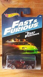 Hot Wheels 2017 Fast & Furious - 1/8 Fast & Furious 6 Honda S2000
