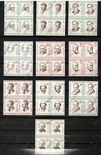 Briefmarken aus Berlin (1956-1957) Sammlungen