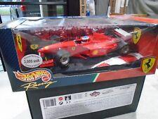 1.18 1998 FERRARI F300 MICHAEL SCHUMACHER F1 RACE CAR IN THE BOX NICE CAR