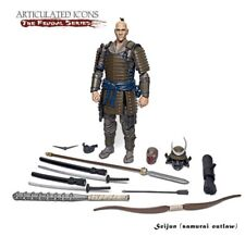 "SSO: Fwoosh Articulated Icons Feudal Series Seijun (Samurai Outlaw) 6"" figure"