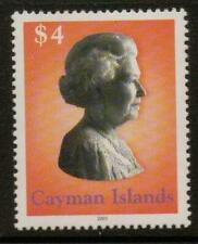 CAYMAN ISLANDS SG1014 2013 $4  QUEEN ELIZABETH  MNH