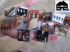 13 Record Miniature. Beatles Collection. All studio Album. MAE Mini World. USA