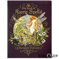 Book of Faerie Spells by Cheralyn Darcey NEW Wicca Witch Pagan Magick