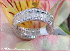 Echtschmuck für Damen mit SI Reinheit Ringgröße von 55 (17,5 mm Ø)