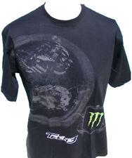 Tee-shirt MONSTER - Team TECH3 - taille L -
