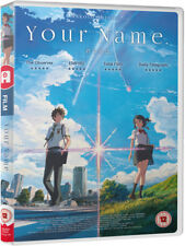 Your Name DVD 2017 Makoto Shinkai Anime