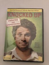 Knocked Up (DVD, 2007, Unrated and Unprotected) BRAND NEW !! Seth Rogen