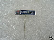 PINS,SPELDJES NISSAN LOGO CAR 50'S/60'S/70'S ANSTECKNAGEL CAR AUTO OLDTIMER