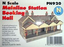 New Metcalfe PN920 Mainline Station Booking Hall (N Gauge)