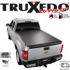 "Truxedo Lo Pro QT Roll Up Truck Bed Cover 2014-2018 Silverado Sierra 5'8"" Bed"