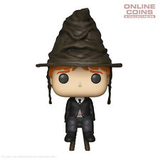 d3b9ae3fe99 Harry Potter - Ron Weasley with Sorting Hat US Exclusive - Pop Vinyl Figure   72